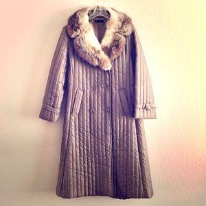 Vintage Puffy Coat